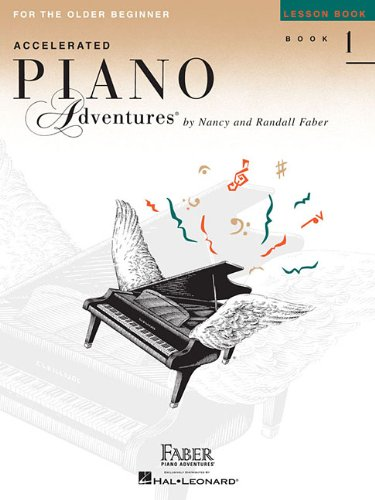 Accelerated Piano Adventures for the Older Beginner, Book 1 9781616779498