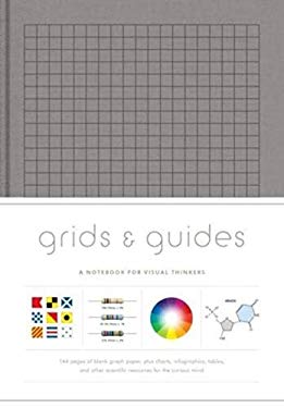 Grids & Guides (Gray): A Notebook for Visual Thinkers (Grids and Guides)