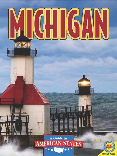 Michigan: The Wolverine State 9781616907945