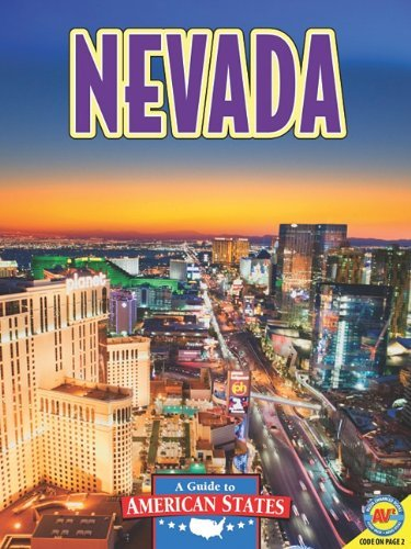 Nevada: The Silver State 9781616908003