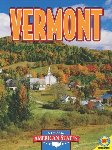 Vermont: The Green Mountain State 9781616908188