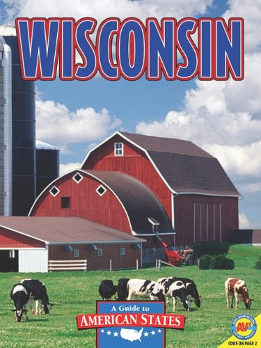 Wisconsin: The Badger State 9781616908232