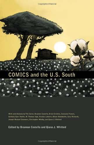 Comics and the U.S. South 9781617030185