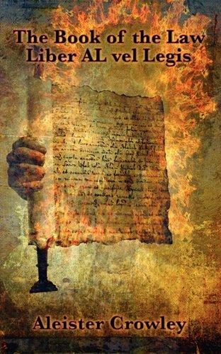 The Book of the Law: Liber Al Vel Legis 9781617201929