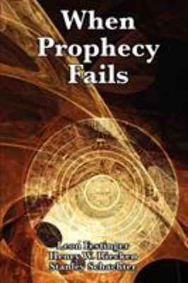 When Prophecy Fails 9781617202803