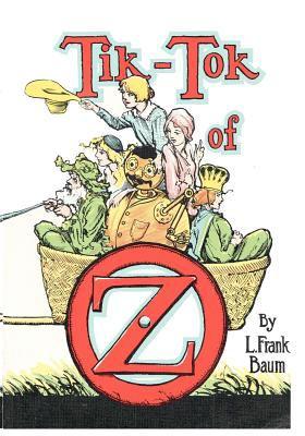 Tik Tok of Oz 9781617204975