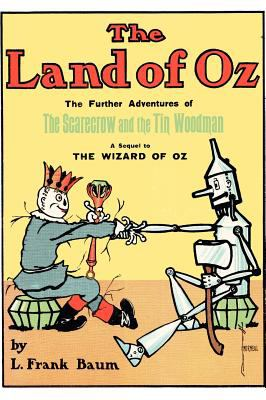 The Land of Oz 9781617205477