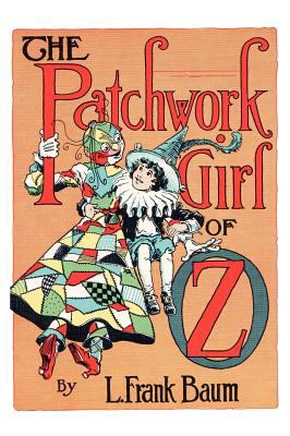 The Patchwork Girl of Oz 9781617205521