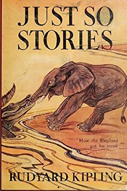Just So Stories -Illustrated 9781617206375