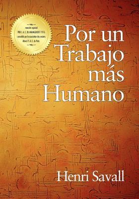 Por Un Trabajo Mas Humano (PB) 9781617354595