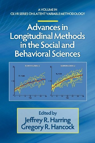 Advances in Longitudinal Methods in the Social and Behavioral Sciences 9781617358890
