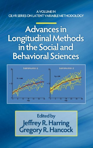 Advances in Longitudinal Methods in the Social and Behavioral Sciences (Hc)