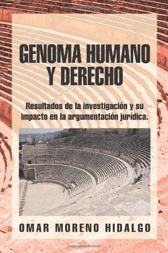 Genoma Humano y Derecho 9781617645518