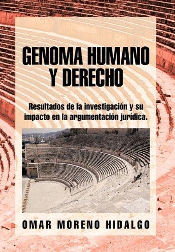 Genoma Humano y Derecho 9781617645532