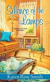 Silence of the Lamps (A Caprice De Luca Mystery) 23017751