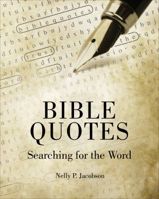 Bible Quotes: Searching for the Word 9781617770340