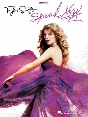 Taylor Swift Speak Now: Easy Guitar with Notes & Tab