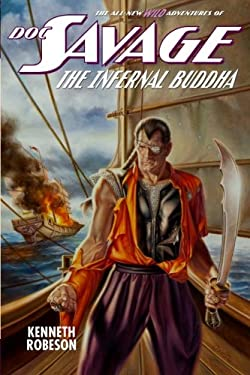 Doc Savage: The Infernal Buddha 9781618270597