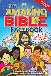 American Bible Society The Amazing Bible Factbook for Kids Revised & Updated -  Revised Edition