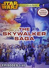 Star Wars Episodes I-VI: The Skywalker Saga Poster-A-Page (Star Wars Poster-a-Page) 23114430