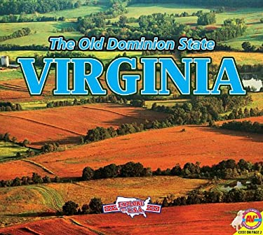 Virginia, with Code: The Old Dominion State (Explore the U.S.A.) 9781619134133