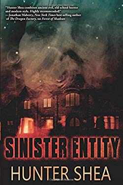 Sinister Entity 9781619212336