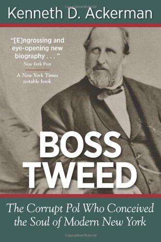 Boss Tweed 9781619450028