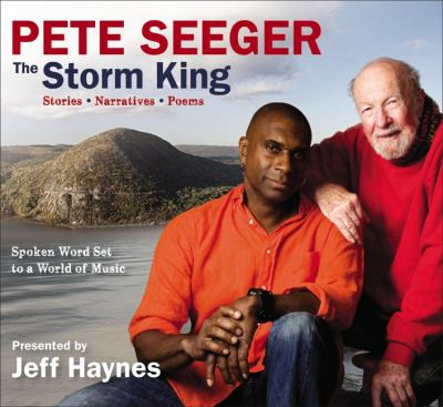 The Storm King: Stories, Narratives, Poems: Spoken Word Set to a World of Music 9781619698307