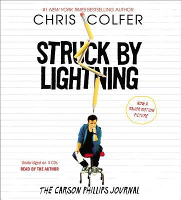 Stuck by Lightning: The Carson Phillips Journal 9781619698369