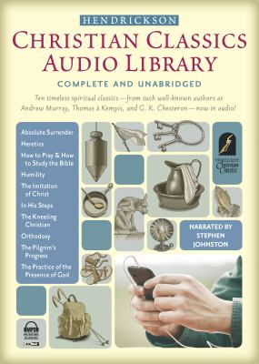 Hendrickson Christian Classics Audio Library 9781619700628