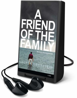 A Friend of the Family [With Earbuds] 9781615876341