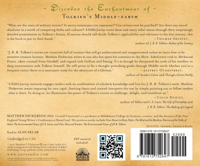 A Hobbit Journey: Discovering the Enchantment of J. R. R. Tolkien's Middle-Earth 9781613752647