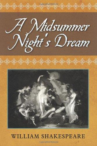 A Midsummer Night's Dream 9781619492233