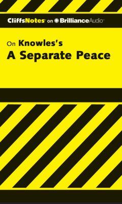 A Separate Peace 9781611068047