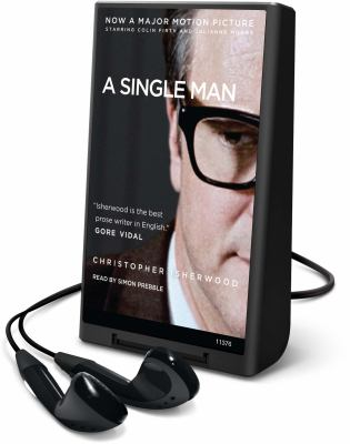 A Single Man [With Headphones] 9781616375430