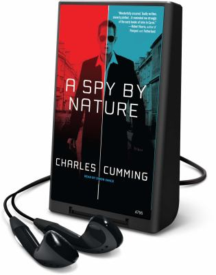 A Spy by Nature [With Earbuds] 9781615456840