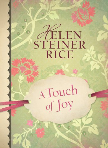 A Touch of Joy 9781616260316