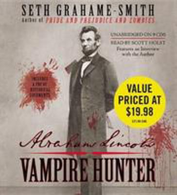 Abraham Lincoln: Vampire Hunter 9781611132151