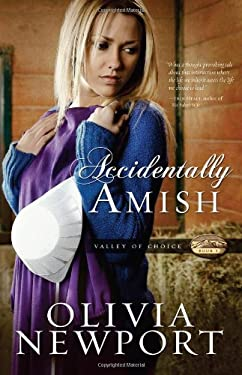 Accidentally Amish 9781616267124