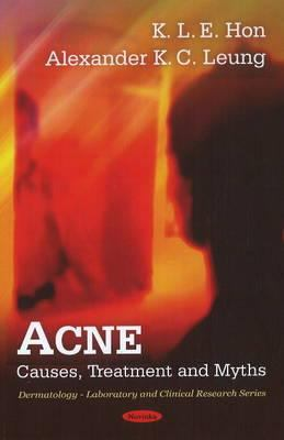 Acne: Causes, Treatment, and Myths 9781616682583