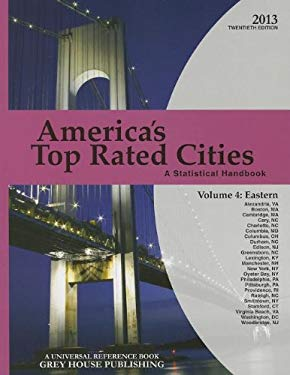 America's Top-Rated Cities, 2013: Vol. 4 - East 9781619251243