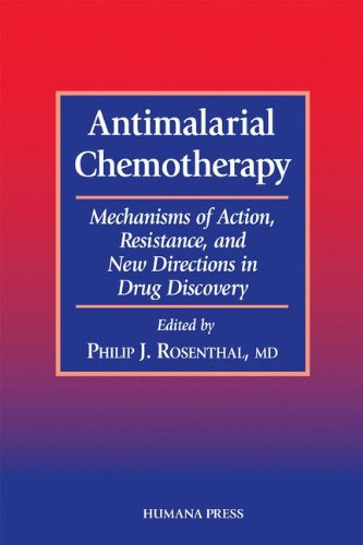 Antimalarial Chemotherapy: Mechanisms of Action, Resistance, and New Directions in Drug Discovery 9781617371240