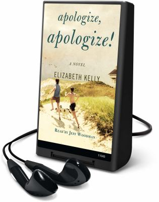 Apologize, Apologize! [With Earbuds] 9781615458868