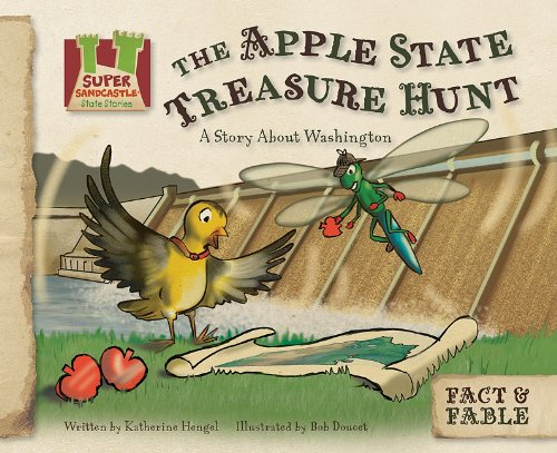 Apple State Treasure Hunt: A Story about Washington