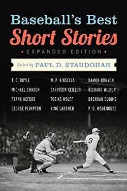 Baseball's Best Short Stories 9781613743768