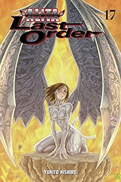 Battle Angel Alita: Last Order 17 9781612622965