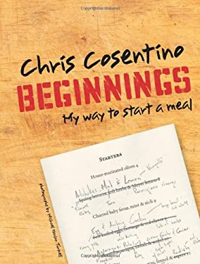 Beginnings: My Way to Start a Meal 9781616282943