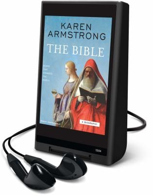 Bible: A Biography [With Earbuds]