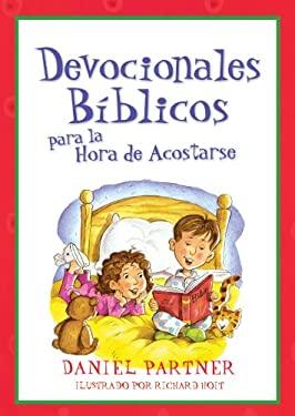 Devocionales Biblicos Para La Hora de Acostarse: Bible Devotions for Bedtime 9781616261016