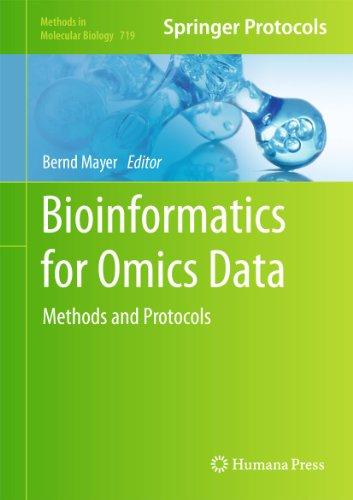 Bioinformatics for Omics Data: Methods and Protocols 9781617790263